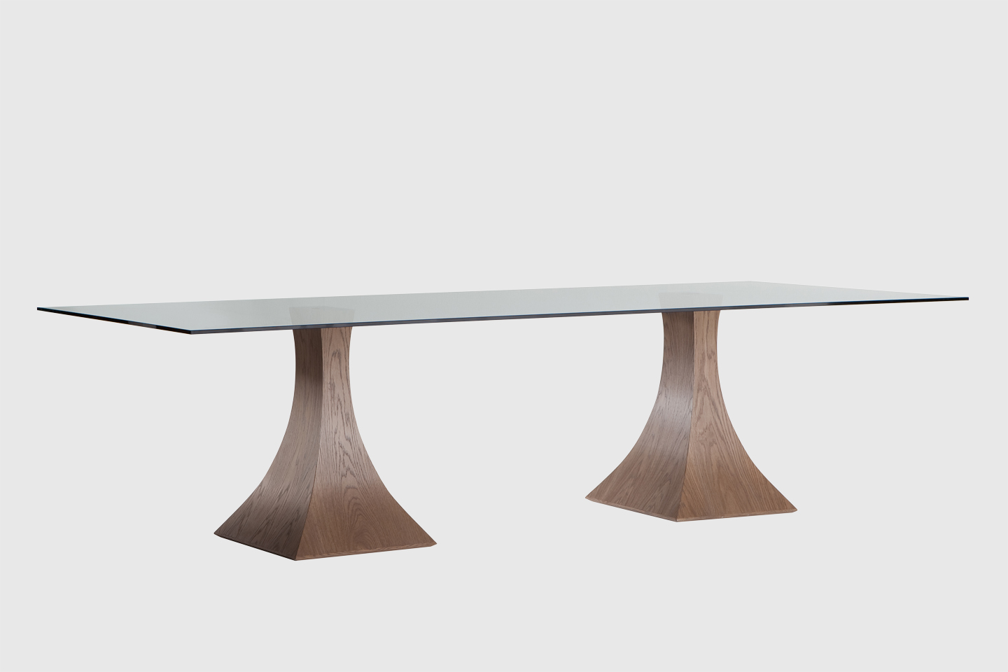 Dining Tables Archives Michael Northcroft : BB809g Tulip Pedestal Long Dining Table Brown from www.michaelnorthcroft.com size 1440 x 960 jpeg 204kB