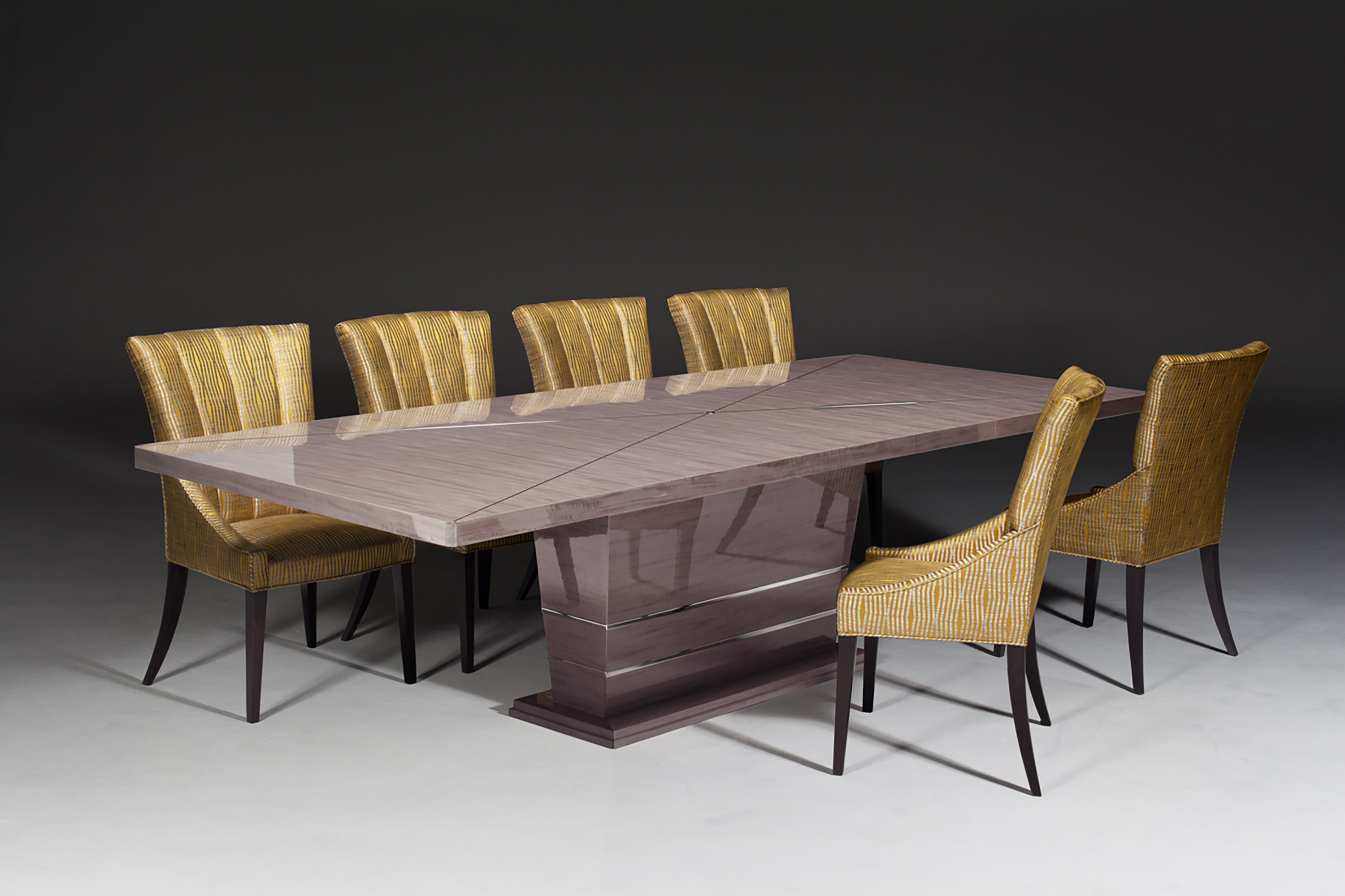 Serafina Dining Table by Michael Northcroft